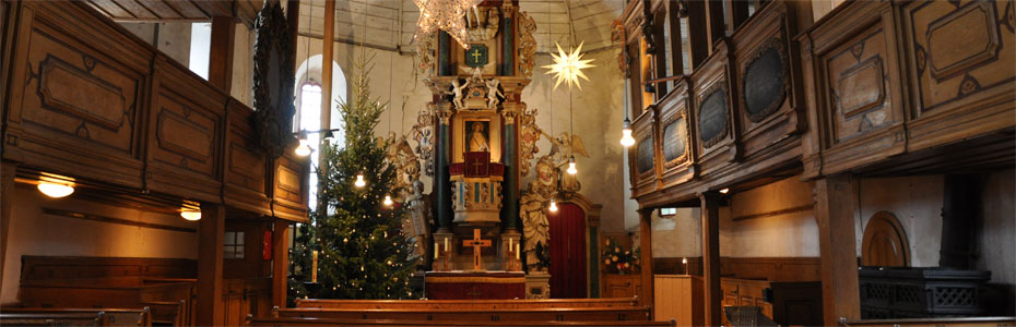 Adventsnacht  in Hedersleben